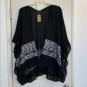 Janice Apparel Women's Cover-Up